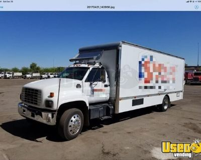 Ready to Haul 2000 GMC C-Series Box Truck/Used Straight Truck