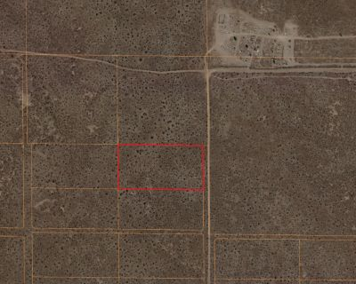 4.68 Acres for Sale in Adelanto, CA