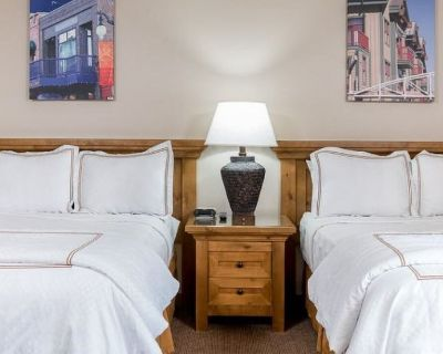 Two Bedroom Suite at Park Plaza Resort in Utah February 27th-March 6th 2021 - Park City