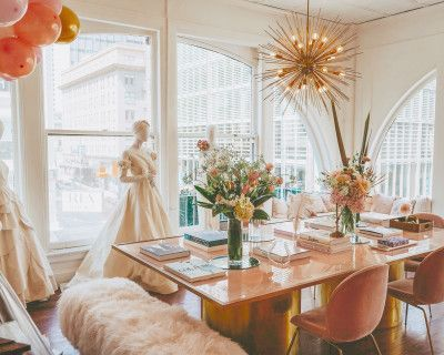 The Couturiere - Stunning 3 Story Parisian Inspired Atelier off Union Square, San Francisco, CA