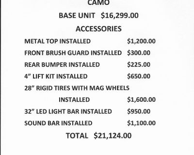 2021 Kawasaki Mule PRO-FXT EPS Camo Utility SxS Kerrville, TX
