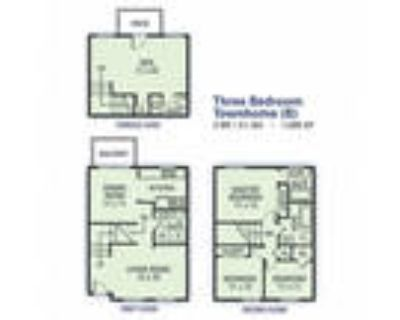 Village at Wesley Chapel Apartment Homes - 3 Bedroom Townhome B