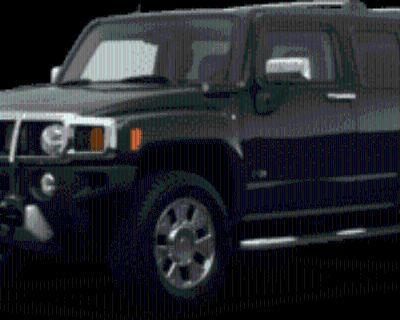 2008 HUMMER H3 SUV H3X