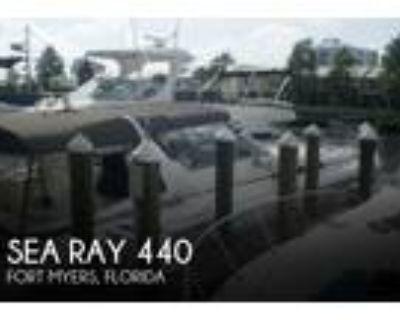 44 foot Sea Ray 440 Sundancer