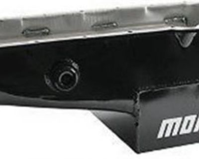 Moroso Oil Pan With Inspection Plug 7 Quart Imca Engine Sbc Chevy Ump Dirt Car