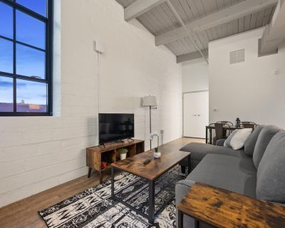 Industrial Loft Apartments in the BEAUTIFUL NEW Superior Building! #219 - Downtown Cleveland