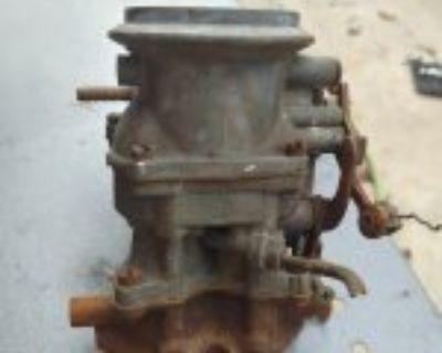 (2) Holley 94 Carburetors