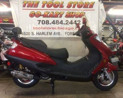 2018 Yongfu scooter Scooter Forest View, IL