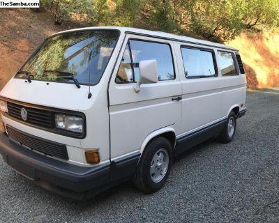 1991 Vanagon GL- Subaru/Manual/AC