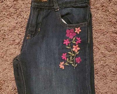 EUC Crazy 8 Jeans Size 5T