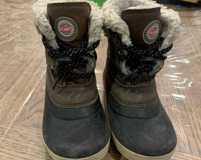Plant winter boots