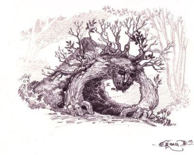 EXHIBITION: FANTASTIC CREATURES OF QUEBEC