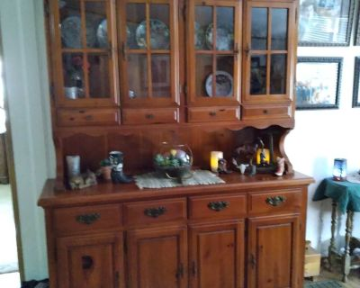 Large Moving sale --Today -Thursday- Friday-Saturday.....9 til 4 each day..114 White Oak Road ,Kerrville
