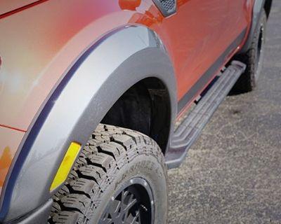 2019-2021 Ford Ranger Roush Fender Flare Kit (Magnetic Metallic)
