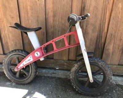 Kids Bike + Balance Bike