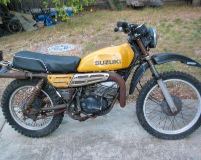 1977 Suzuki TS 250