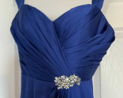 Beautiful Vai Stefani Formal Dress. Worn Once. Size 8