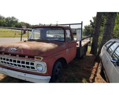 1964 Ford Dump Truck
