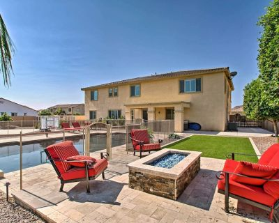 NEW! Expansive Queen Creek Home w/Pool & Fire Pit - Hastings Farms