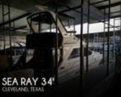 34 foot Sea Ray 340 Sedan Bridge