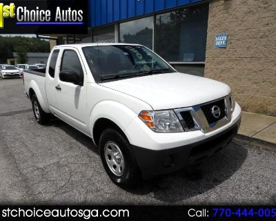 Used 2017 Nissan Frontier King Cab 4x2 S Auto