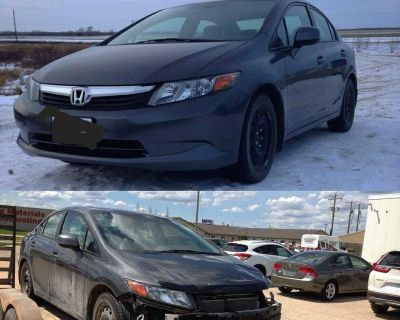 Looking for 2012 civic parts