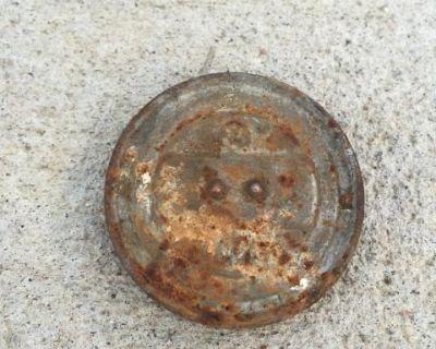 Original VW oil cap