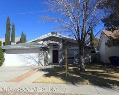 11517 Cree Ct, El Paso, TX 79936 3 Bedroom House