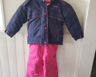24 months snow jacket / snow pants