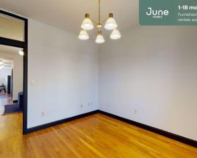 #387 Private Full Room in Brighton 4-bed / 2.5-bath apartment