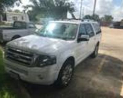 2012 Ford Expedition -- AS IS - Needs Engine