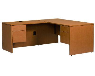 Halton Series Jr. Right Pedestal Desk $399.99