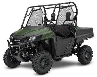 2021 Honda Pioneer 700 Utility SxS Waynesburg, PA