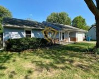 10526 Mohave Ct, Indianapolis, IN 46235 3 Bedroom House