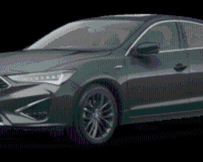 2020 Acura ILX A-Spec/Premium Package