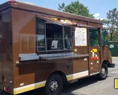 Food Truck Used Mobile Kitchen