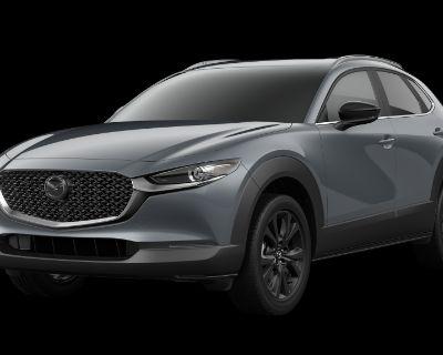 New 2021 Mazda CX-30 Turbo AWD