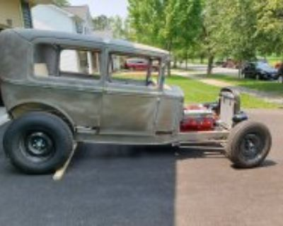 For Sale: 1931 Ford Model A Tudor Project Car