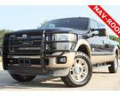 2011 Ford F-250SD King Ranch