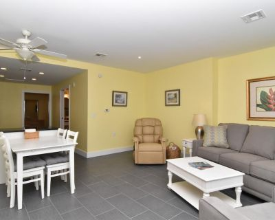 Star of the Sea L-2 - One Bedroom Apartment, Sleeps 4 - South Rehoboth