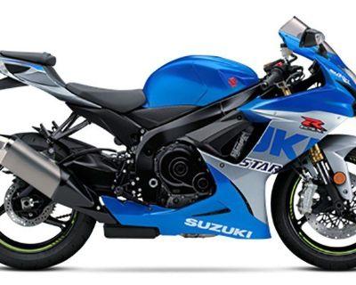 2021 Suzuki GSX-R750 100th Anniversary Edition Supersport Greenville, NC