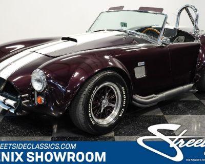 1965 Shelby Cobra Factory Five