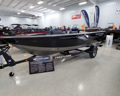 2021 Crestliner 1650 FISH HAWK SC JS Aluminum Fish Boats Kaukauna, WI