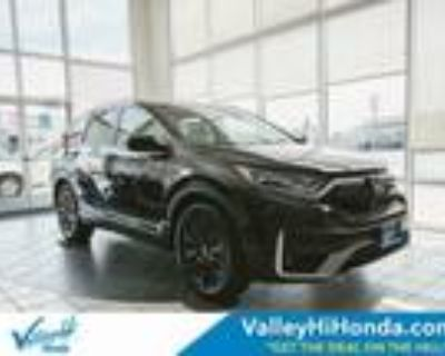 2021 Honda CR-V Black
