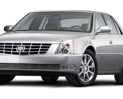 2008 Cadillac DTS Professional 1SH