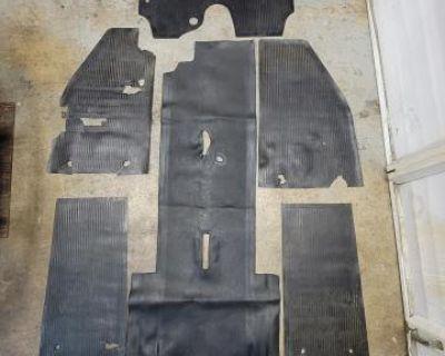 LHD Oval floor mats set
