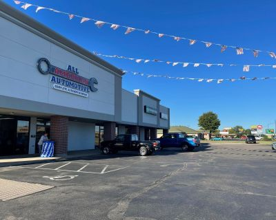 West 21st Retail Space Available