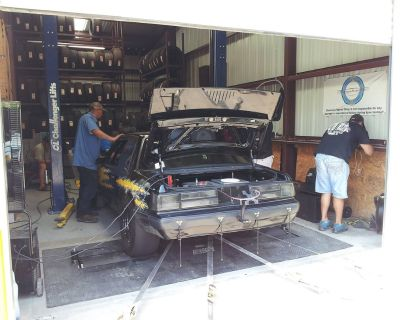 2WD 15,000 Series Chassis Dyno