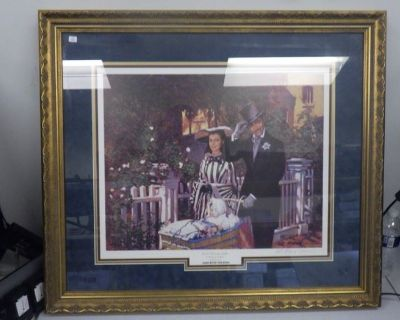 Online Gone with the Wind Collectible Auction #193