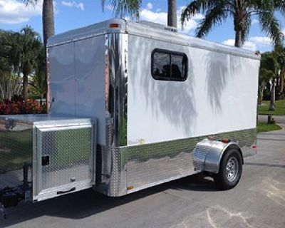 Want to Buy Mobile Pet Grooming Salons for Sale?